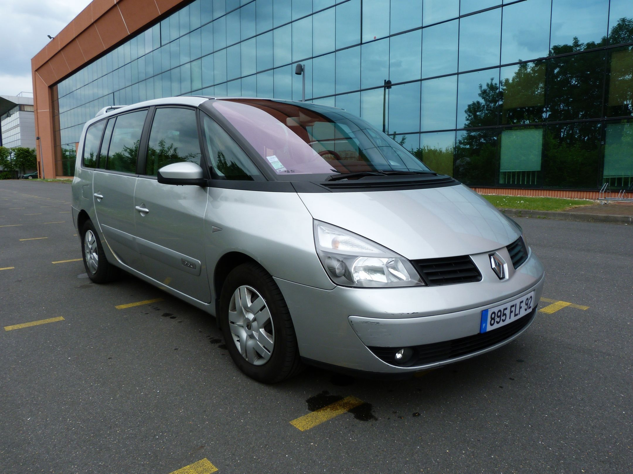 Renault Grand Espace IV 1.9 DCI EXPRESSION, 2005, Diesel, 7 places
