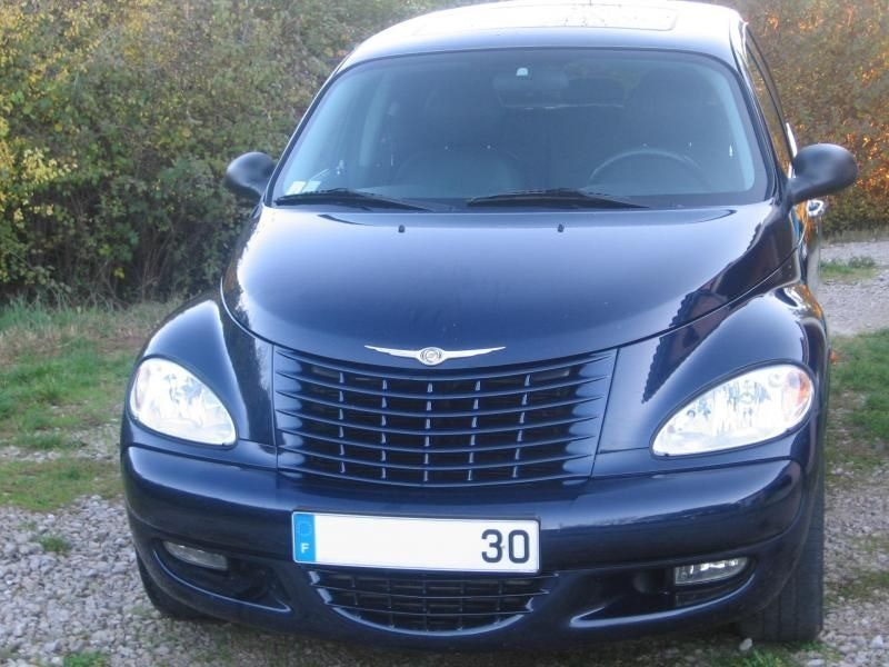 Chrysler pt cruiser edition limitée, 2001, Essence
