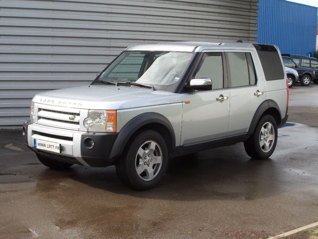 LAND ROVER DISCOVERY TDV6 SE , 2006, Diesel, automatique, 7 places