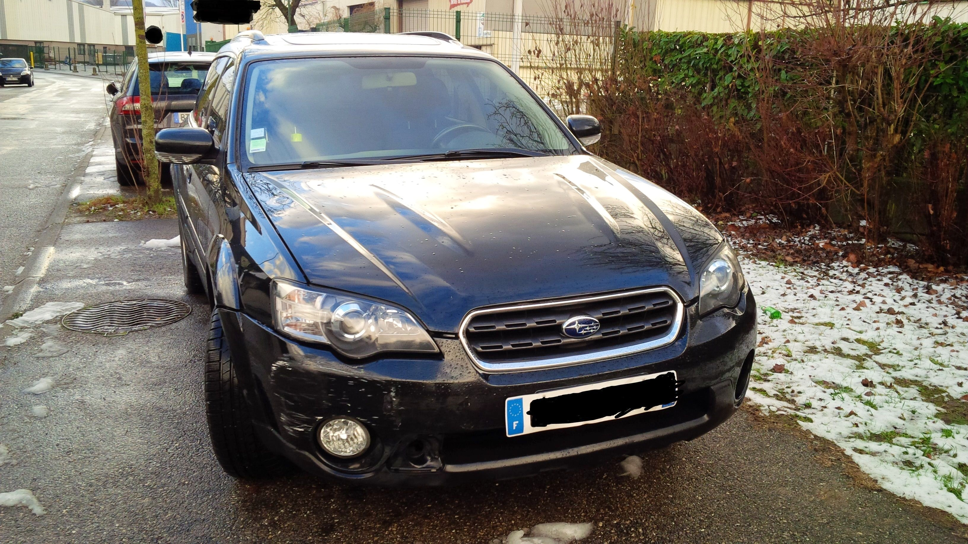 Subaru Outback, 2006, GPL, automatique