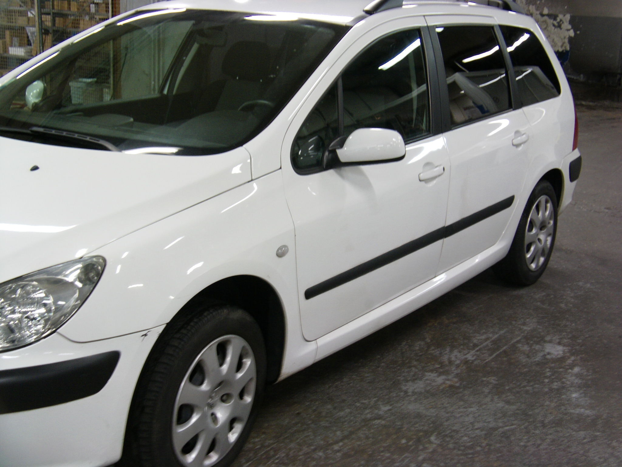 Peugeot 307 break, 2005, Diesel