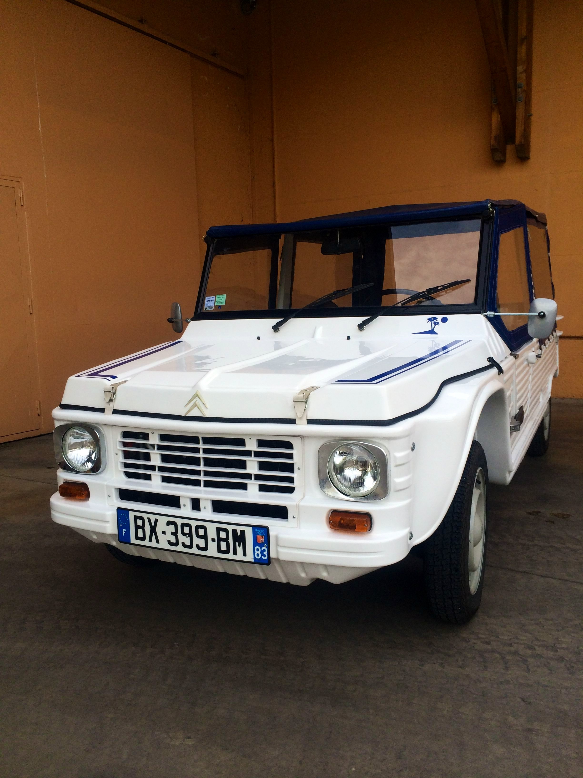 Citroen MEHARI, 1978, Essence