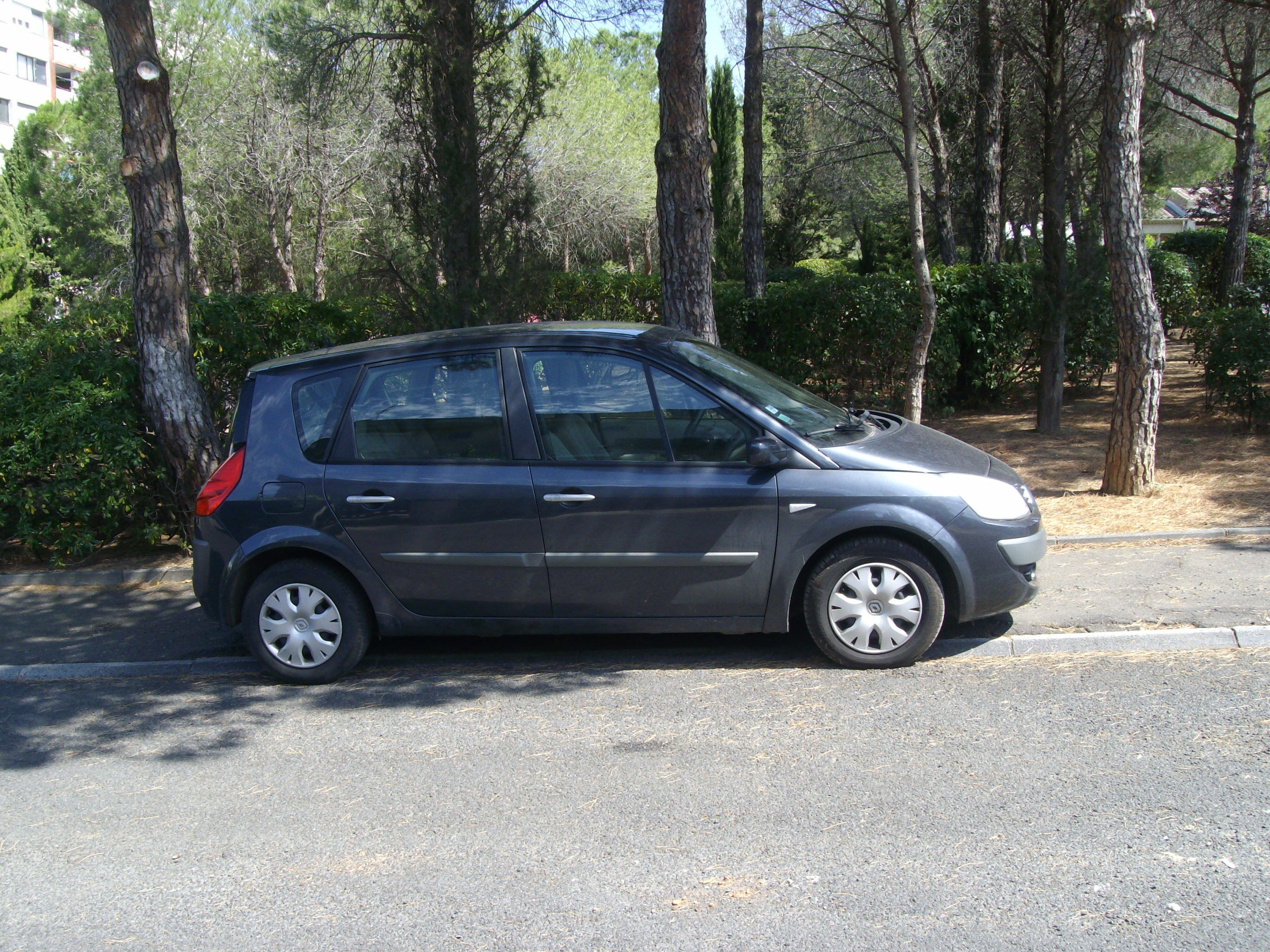 renault scenic dci expression 105 ch., 2006, Diesel
