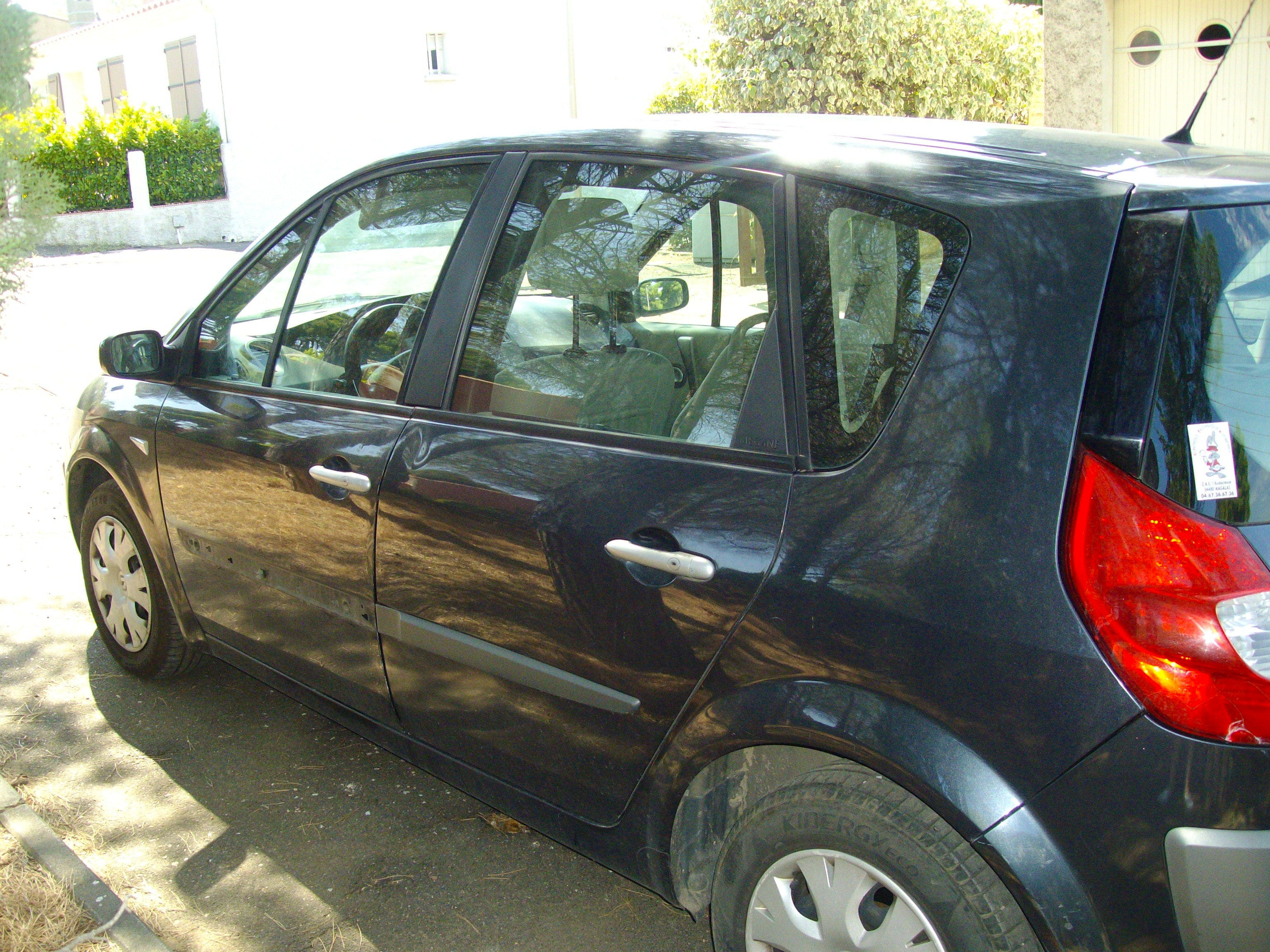 renault scenic dci expression 105 ch.