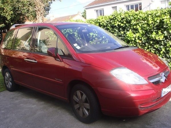 citroen c8, 2004, Diesel, 7 places