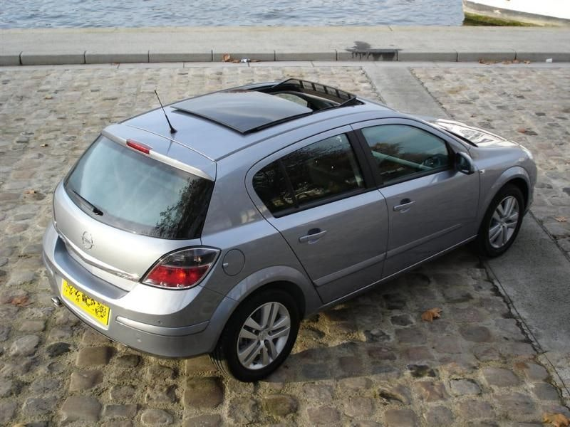 OPEL ASTRA PANORAMIQUE, 2007, Diesel