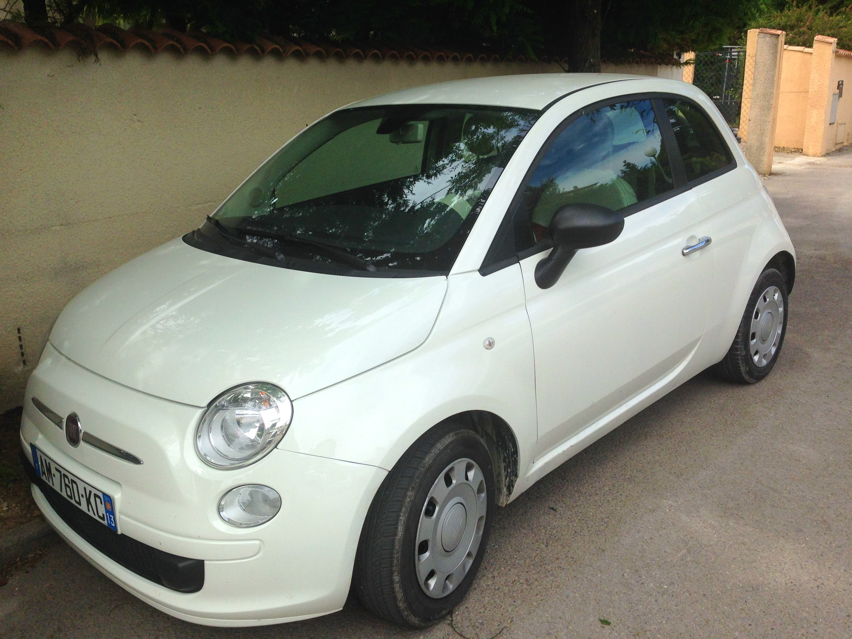 fiat  500  1,2 POP, 2010, Essence - Citadine Montpellier (34)