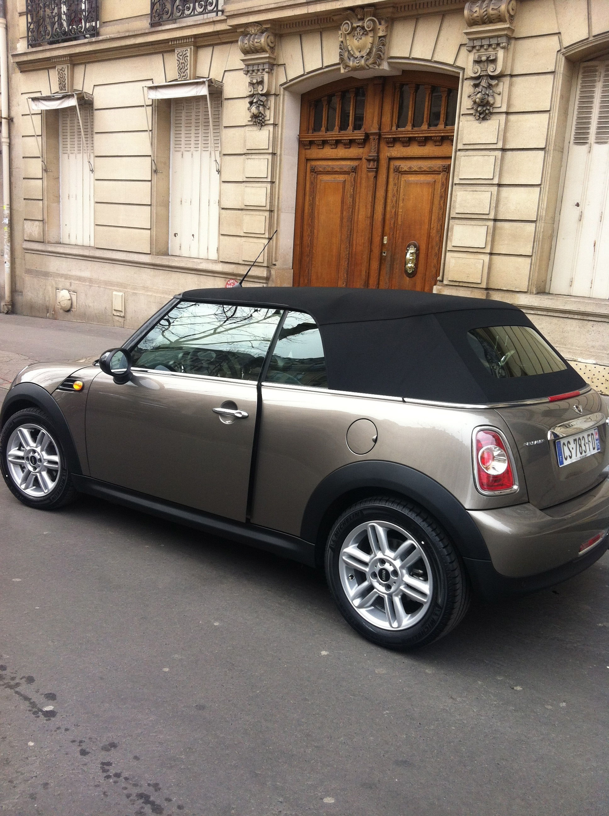 Mini  Cabriolet , 2013, Essence