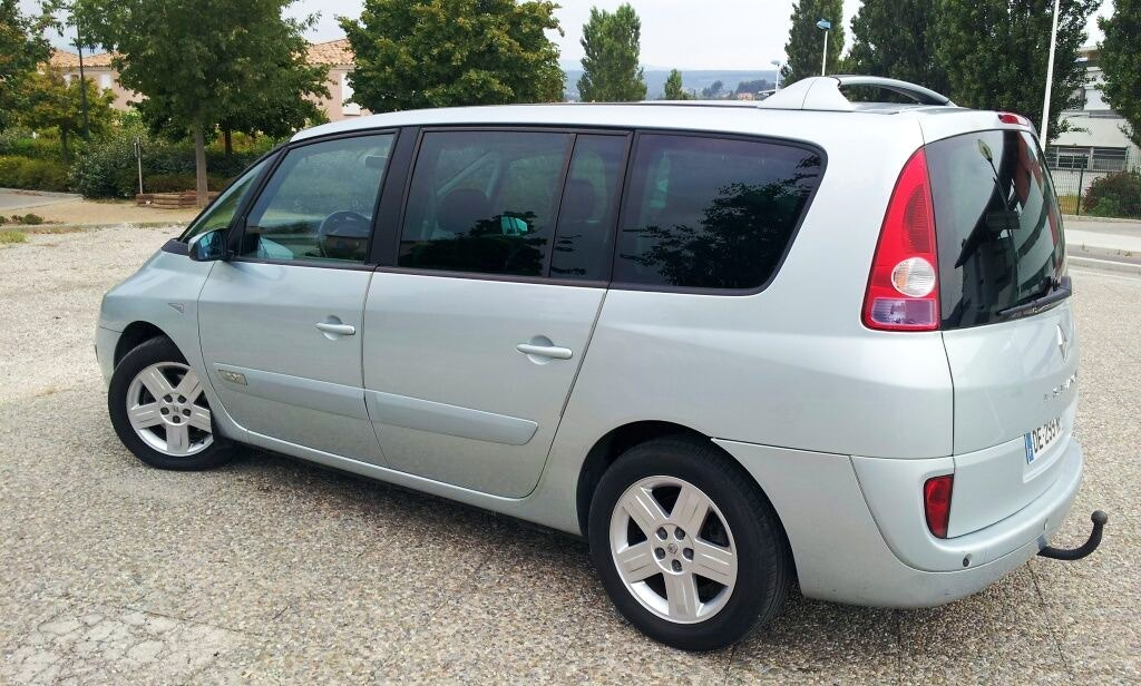 Renault GRAND ESPACE IV, 2004, Essence, automatique, 6 places
