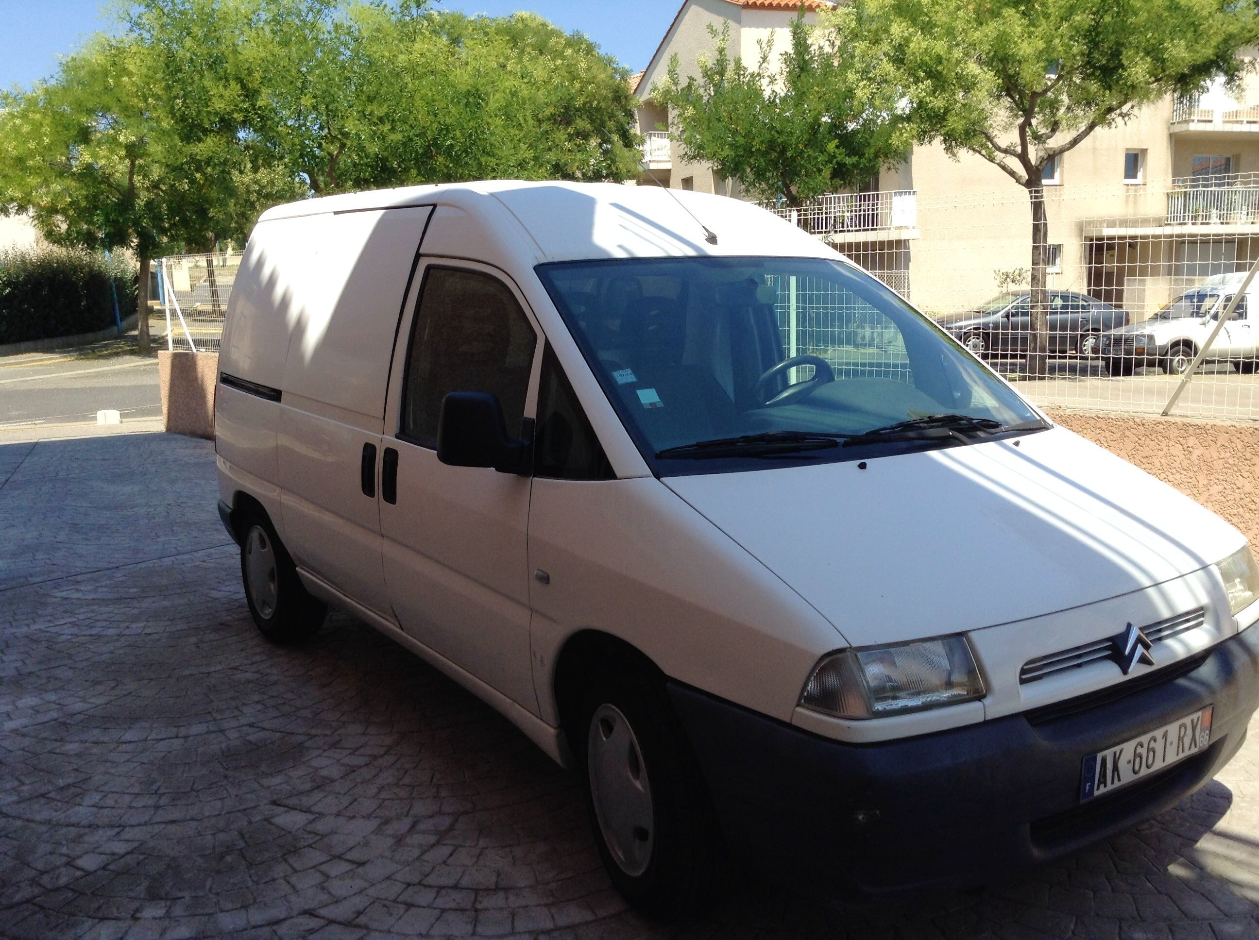 Citroen Jumpy hdi 110  (3 places), 2002, Diesel