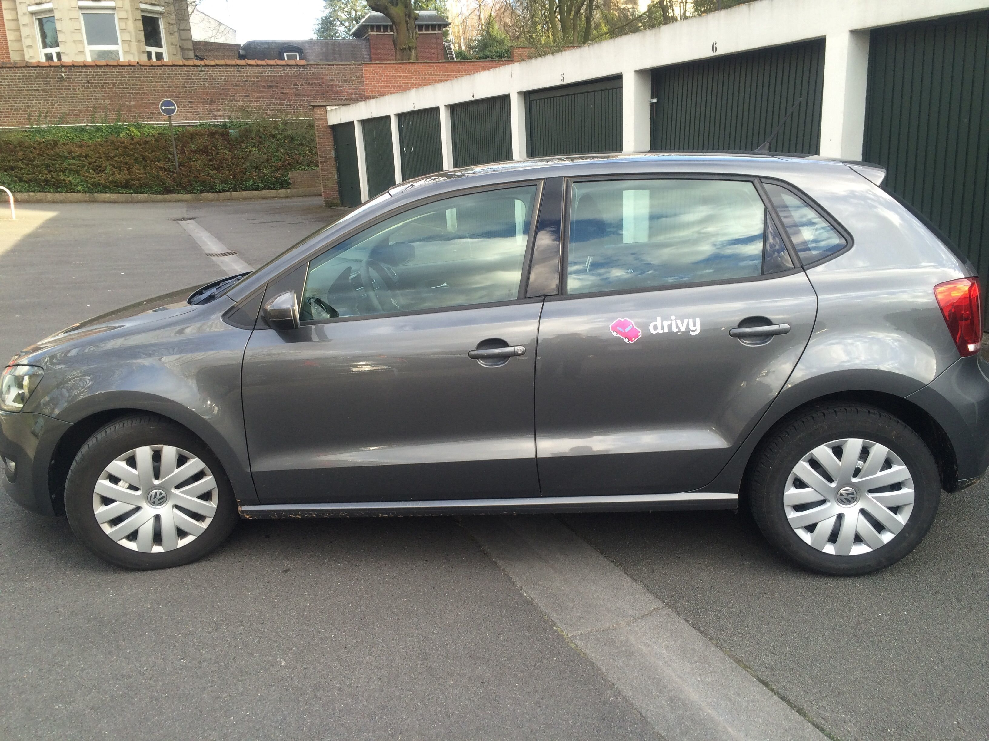 Volkswagen Polo, 2012, Essence