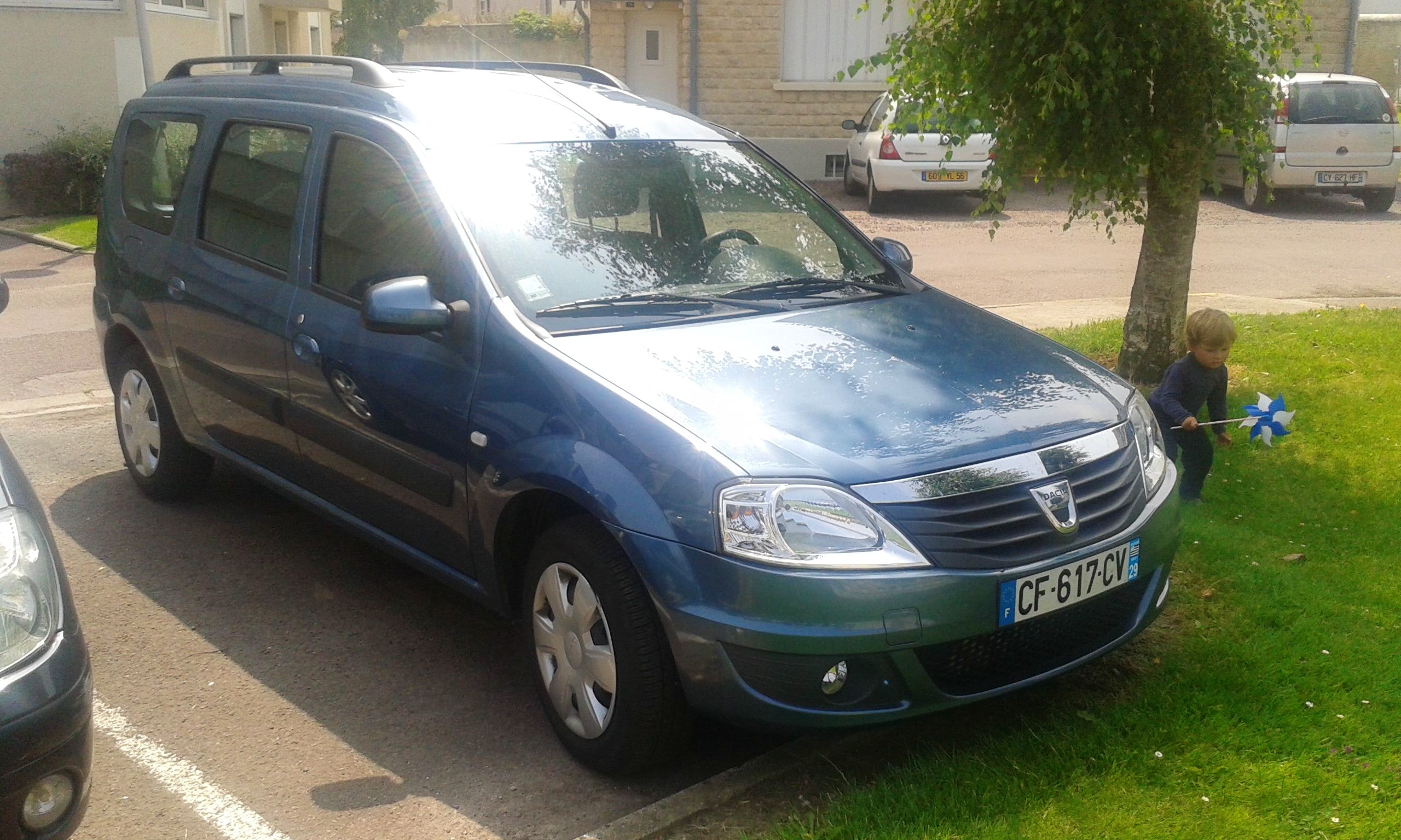 Dacia Logan MCV, 2012, Diesel, 7 places