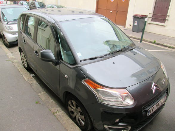 location citroen c3 picasso 2012 chatou 44 rue albert joly. Black Bedroom Furniture Sets. Home Design Ideas