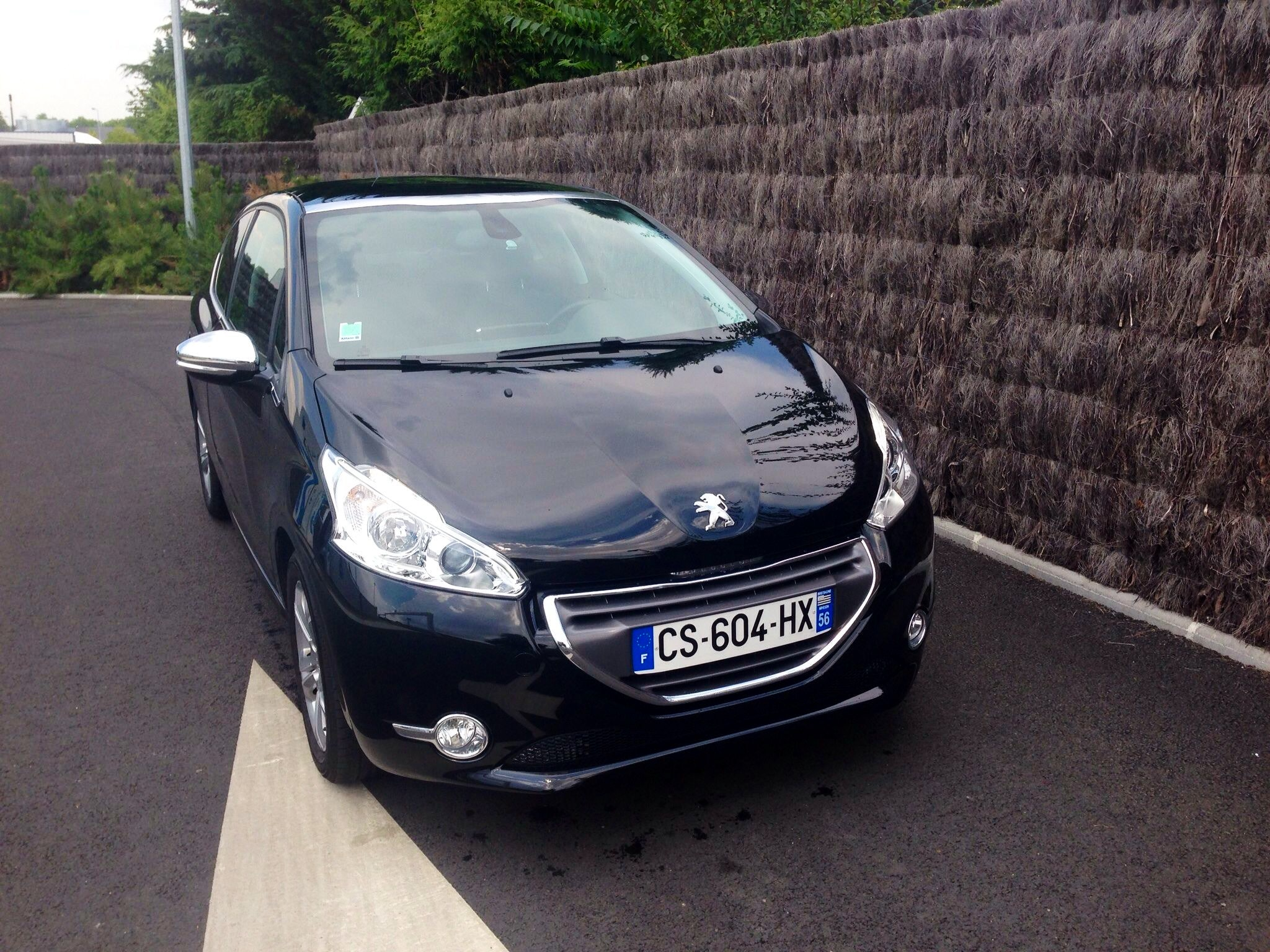 Peugeot 208 allure vti, 2013, Essence