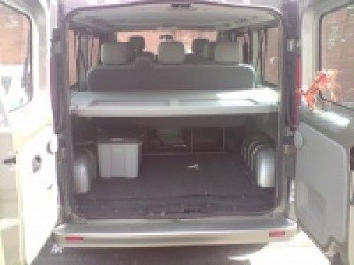 Renault TRAFIC 2 Long - Minibus 8 places, 2007, Diesel, 8 places