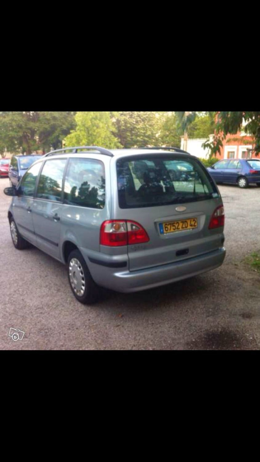 Ford Galaxy 2 monospace 7 places, 2004, Diesel, 7 places