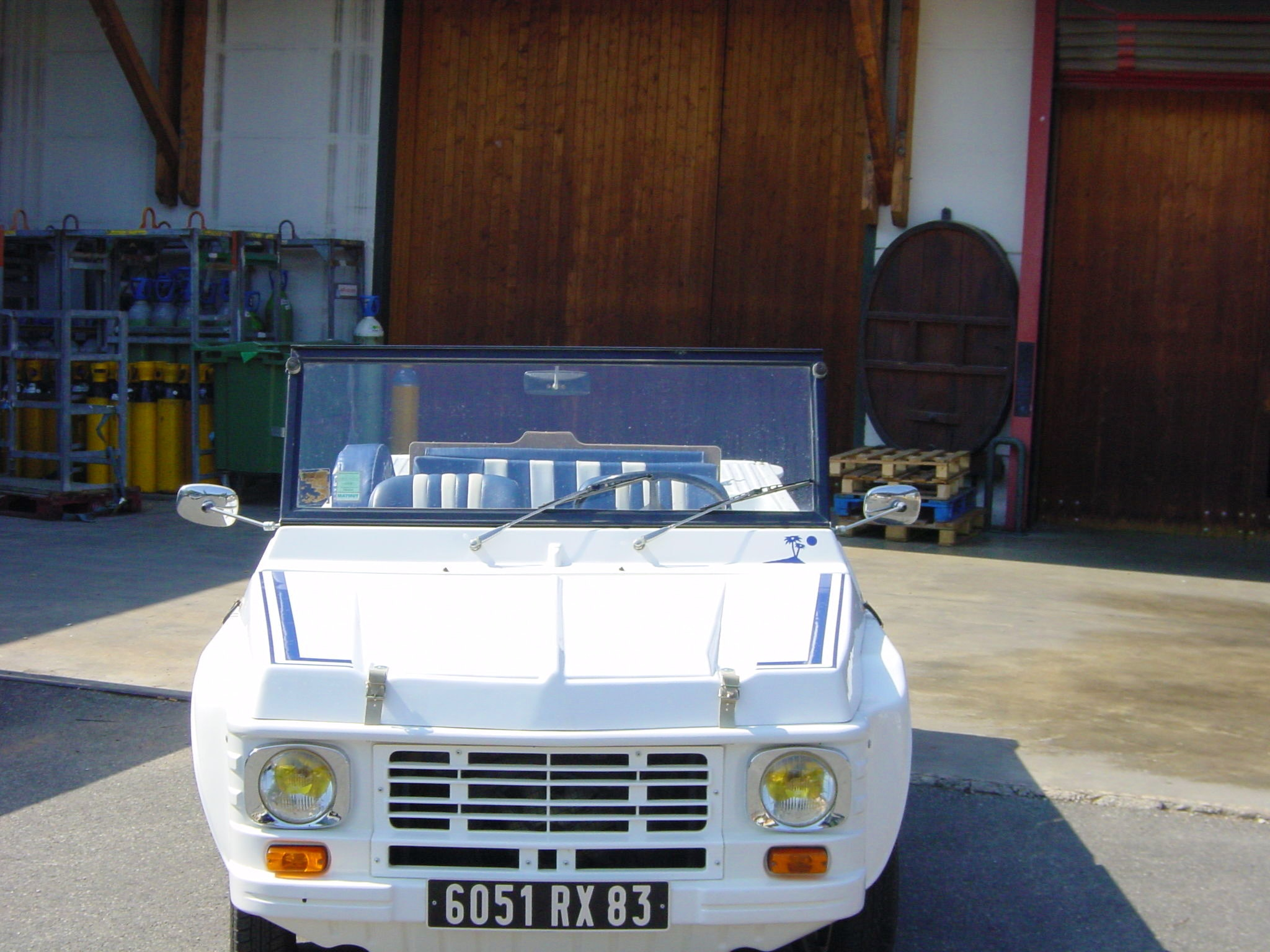 Citroen MEHARI, 1979, Essence