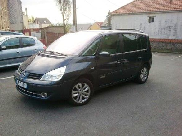 location renault espace 2007 diesel 6 places le havre. Black Bedroom Furniture Sets. Home Design Ideas
