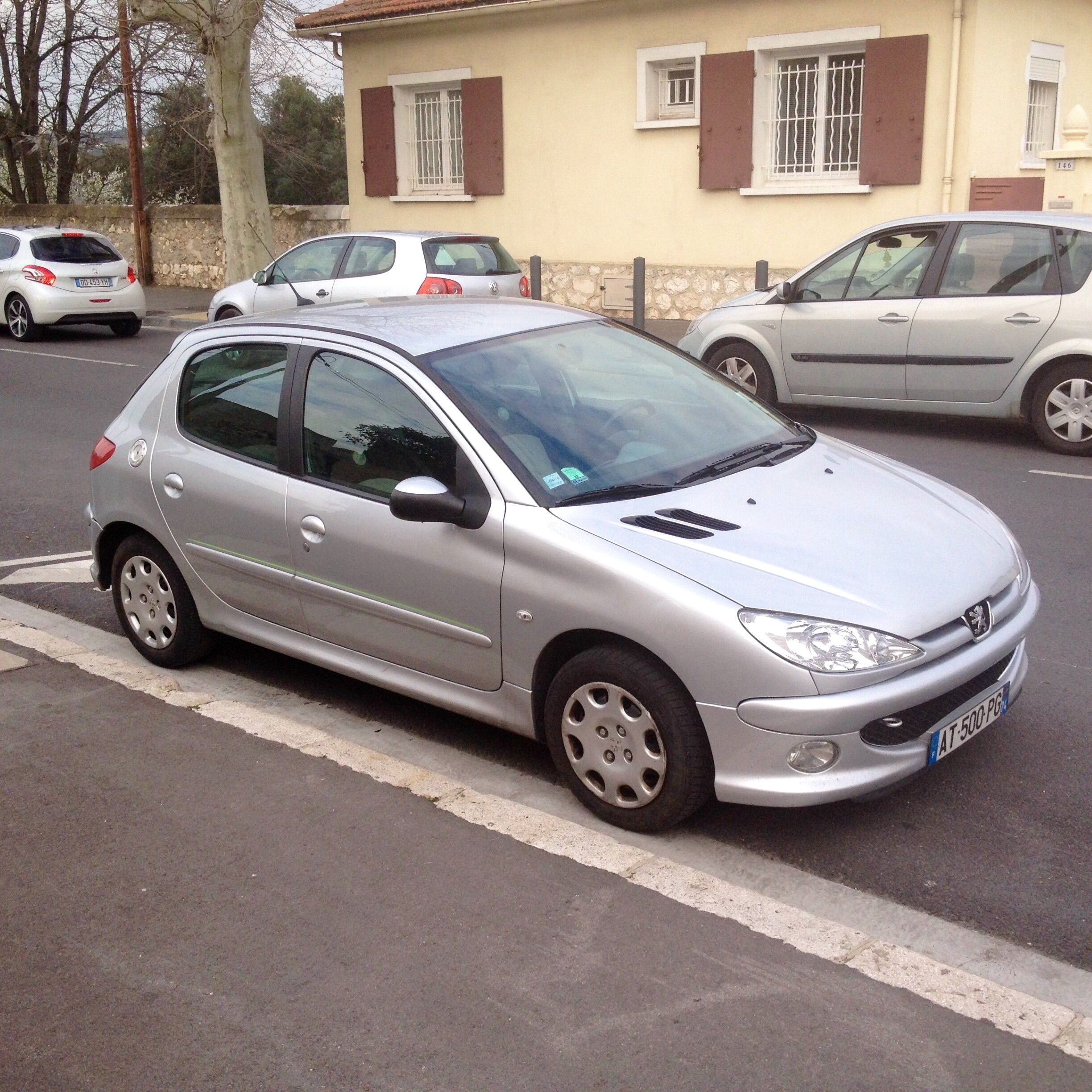 Peugeot 206 HDI XBox 5 portes, 2007, Diesel
