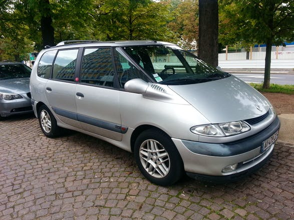 location renault espace 2002 diesel 6 places saint maur des foss s 32b boulevard du g n ral. Black Bedroom Furniture Sets. Home Design Ideas