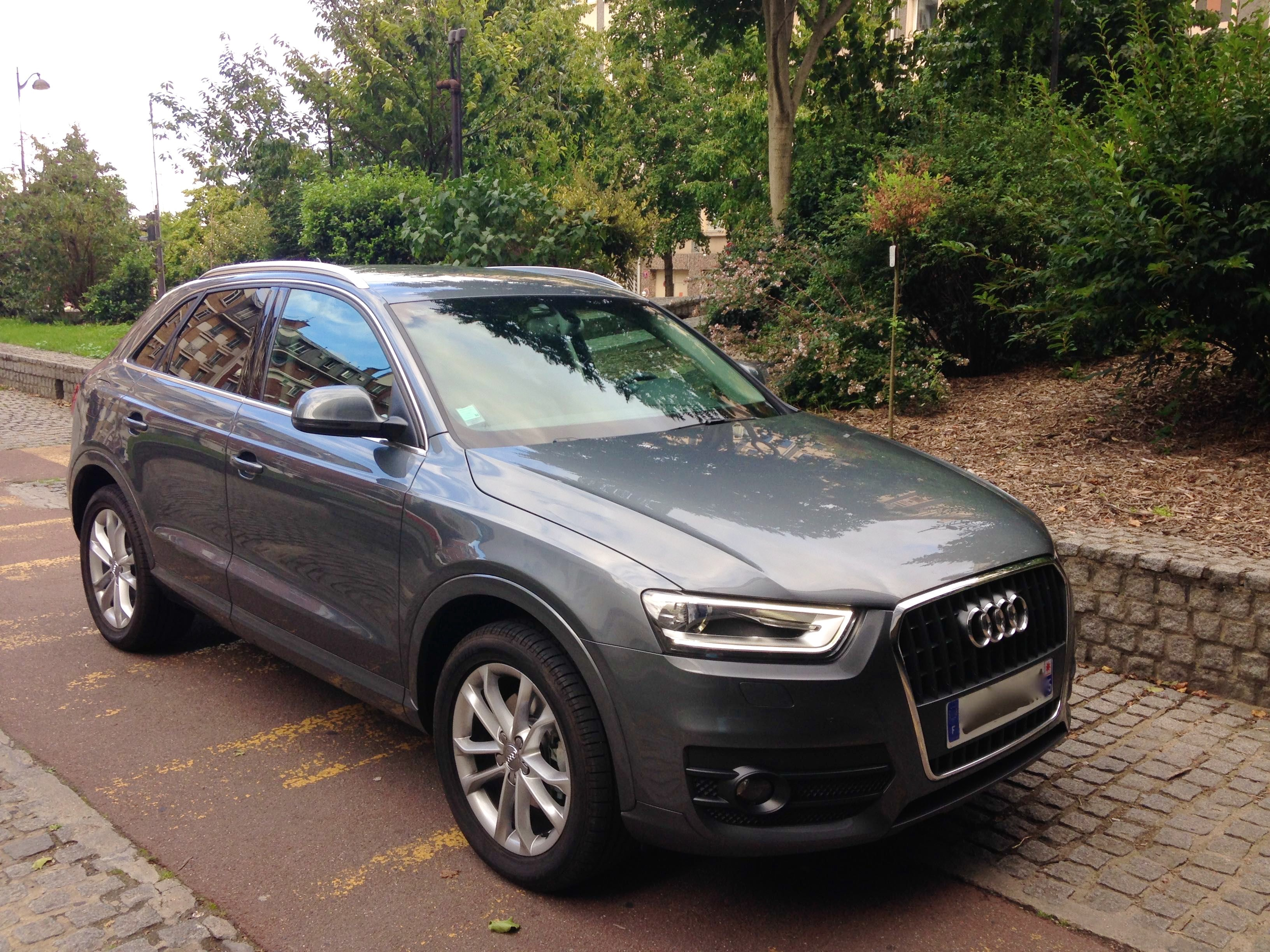 Audi Q3 Ambition luxe 2.0 TDI, 2013, Diesel