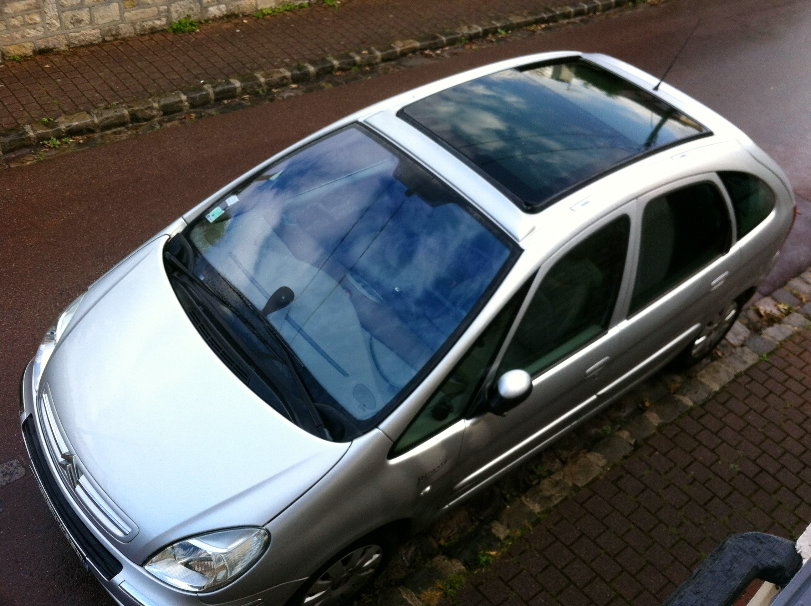 Citroen Xsara Picasso, 2005, Essence, automatique