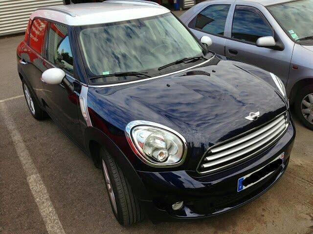 Mini Countryman - Cooper, 2012, Essence