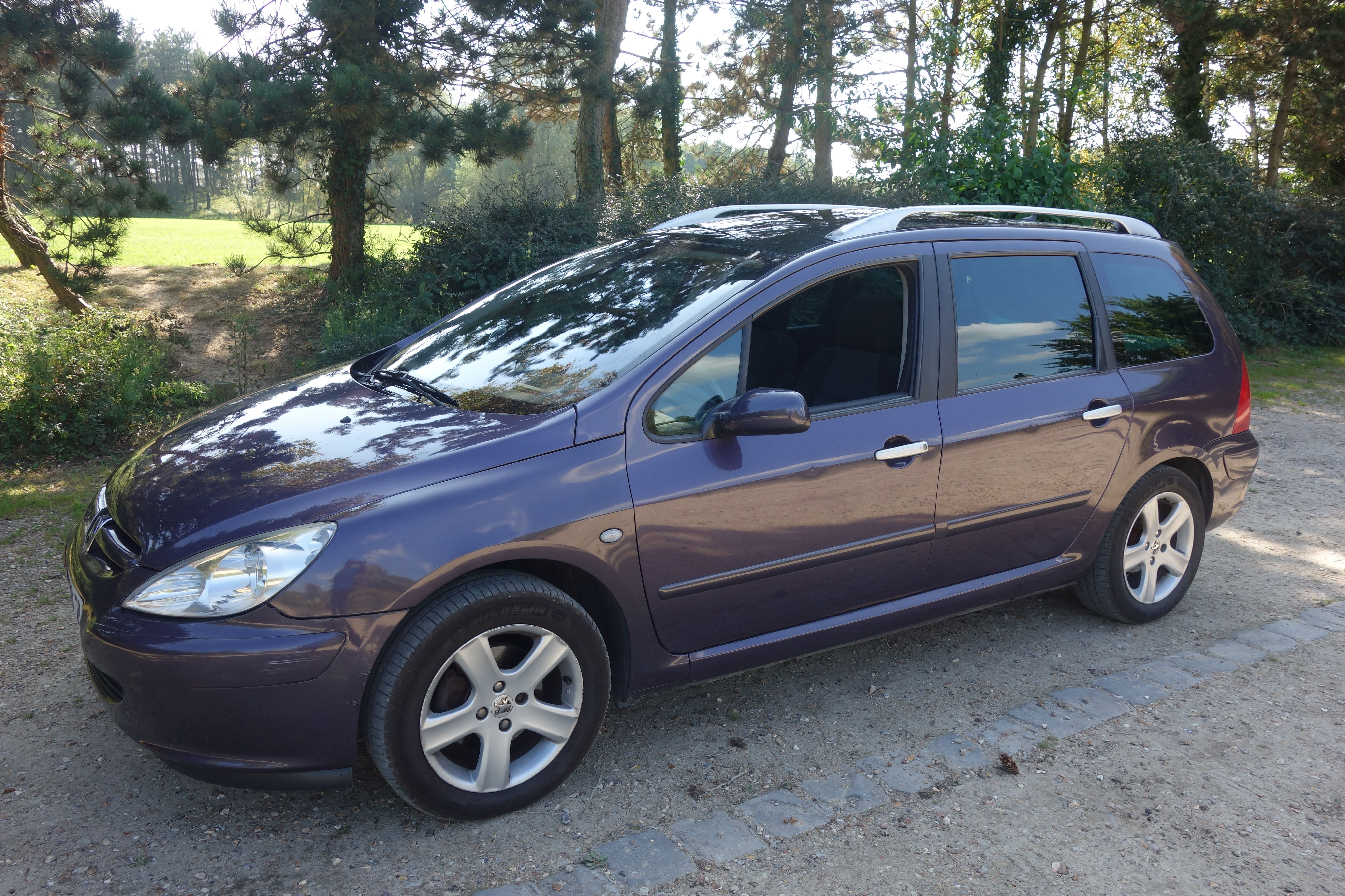 Peugeot 307 SW 2.0 HDI, 2003, Diesel, 7 places