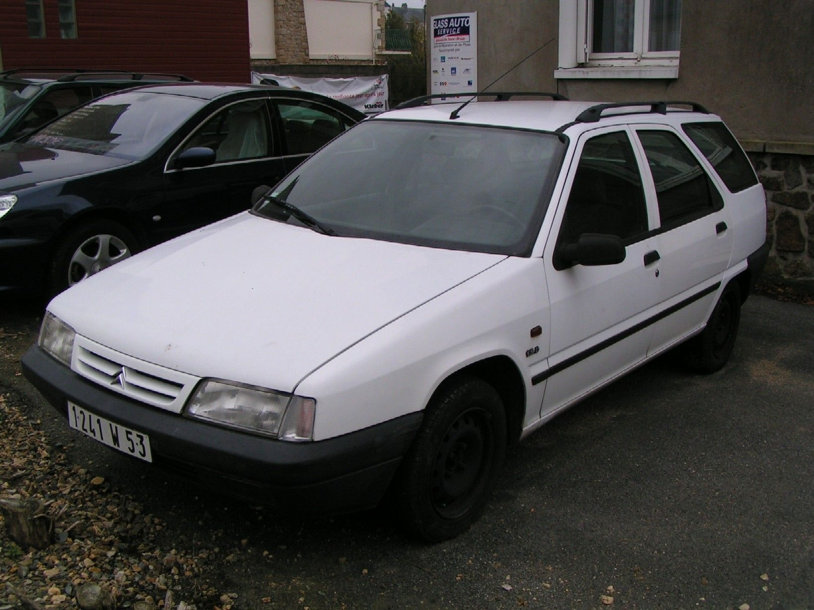 Citroen ZX break, 1997, Essence