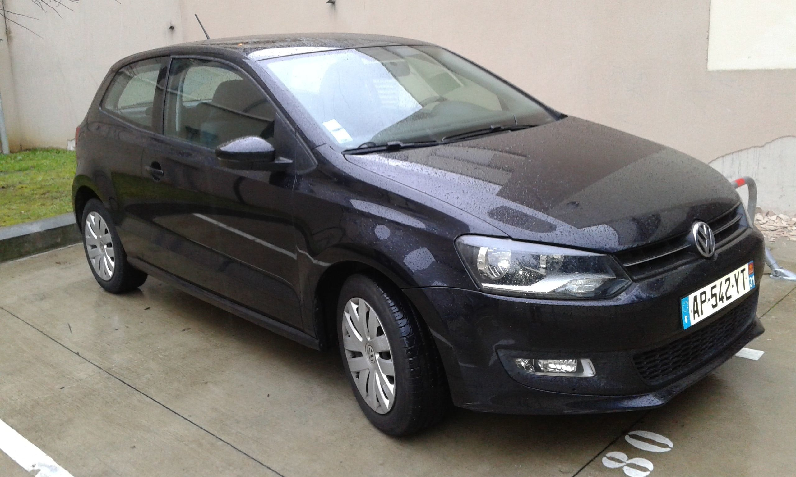Volkswagen POLO, 2010, Essence