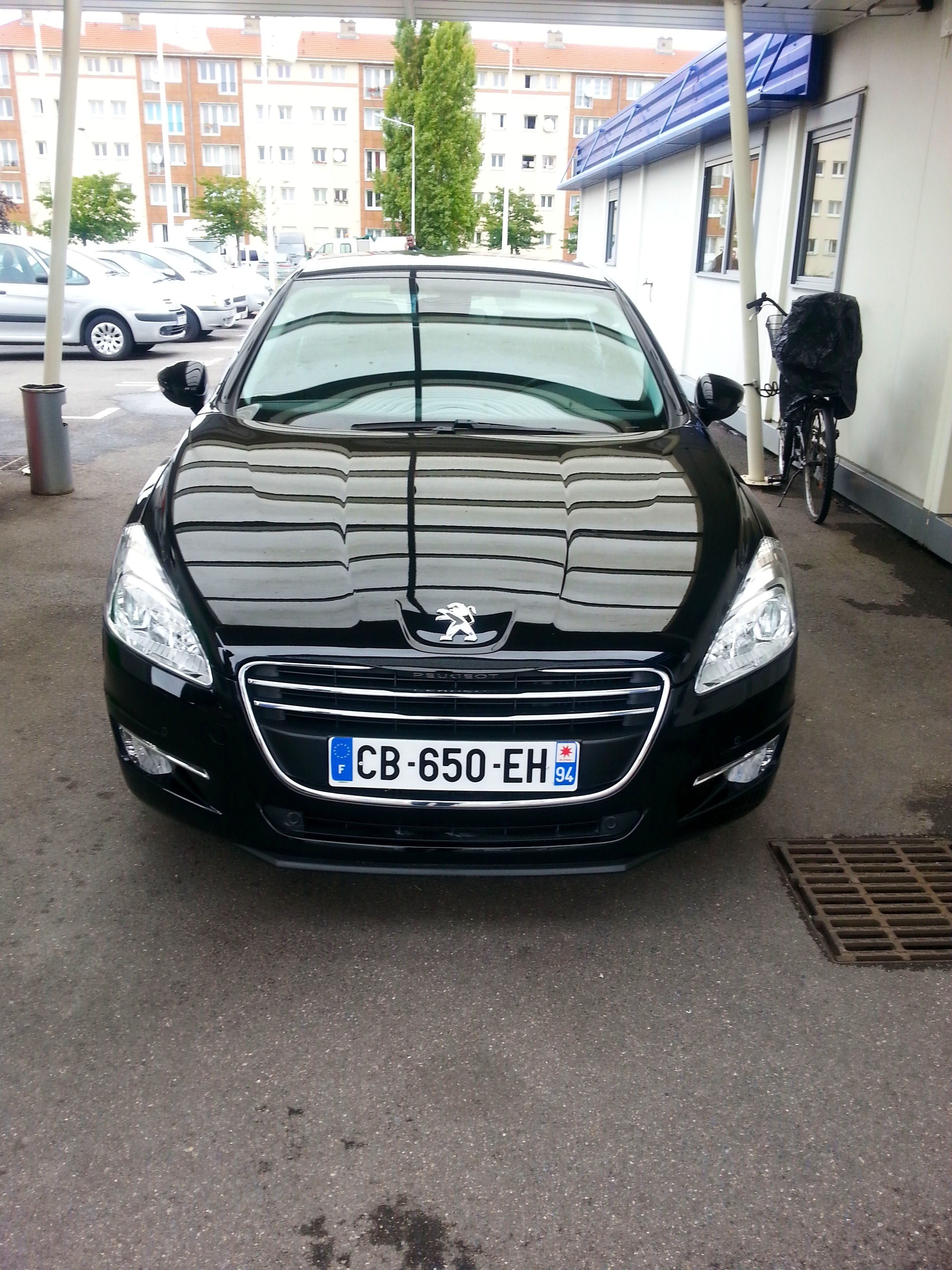 Peugeot 508 HDI 140 Business pack, 2012, Diesel