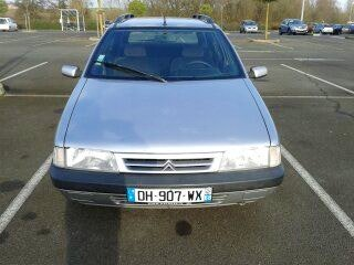 Citroen ZX Break Diesel, 1995, Diesel