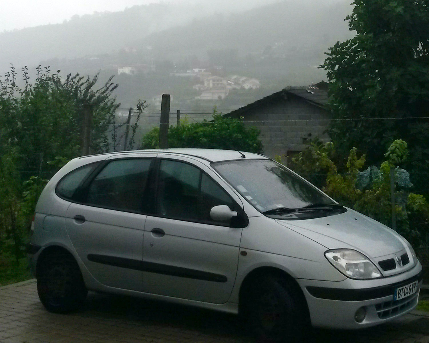 Renault scenic expression, 2001, Diesel