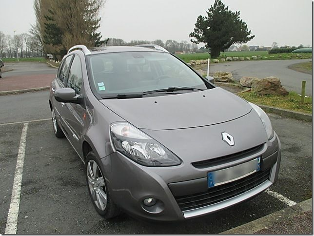 Renault Clio break, 2010, Diesel