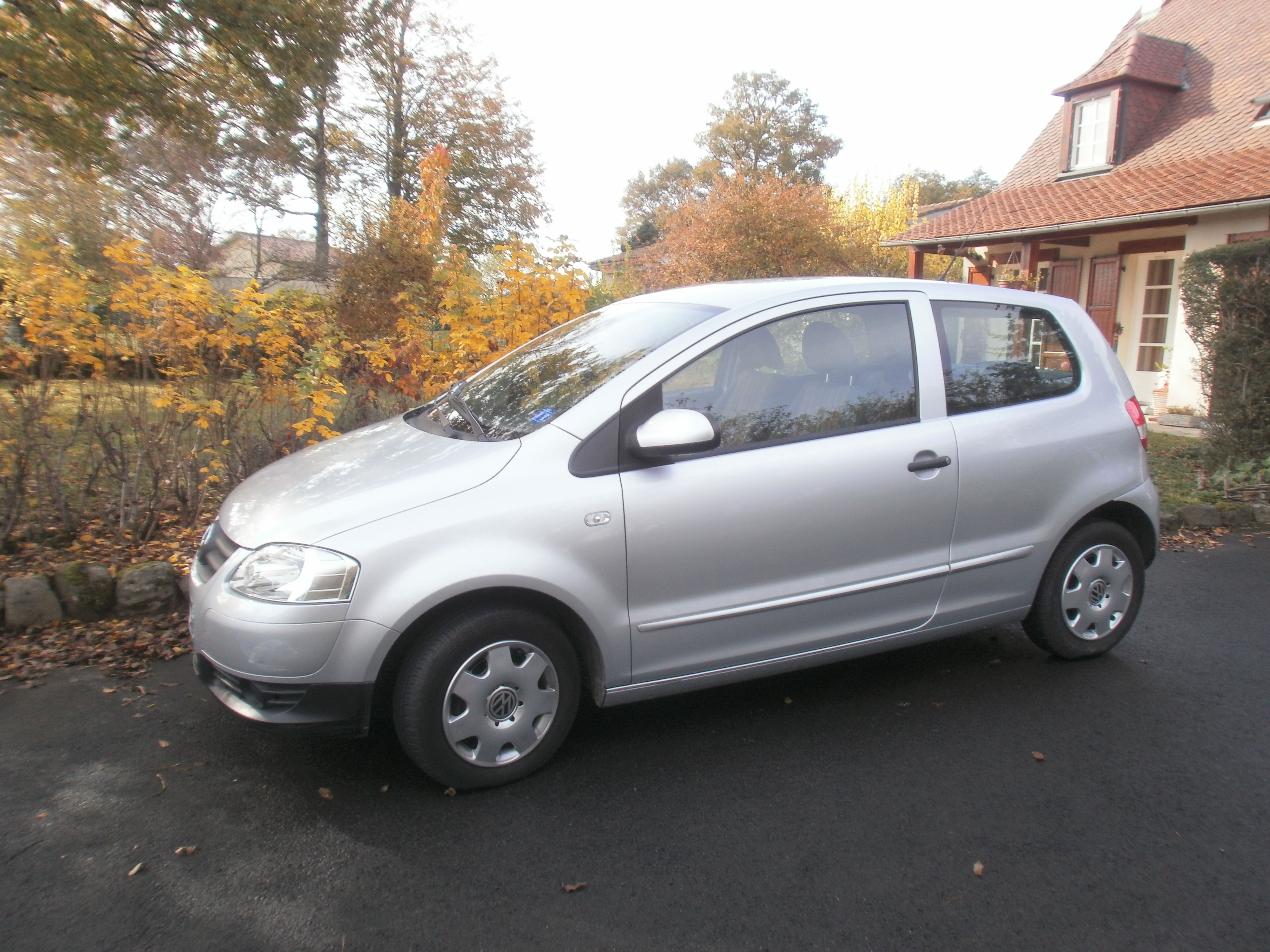 Volkswagen Fox, 2010, Essence