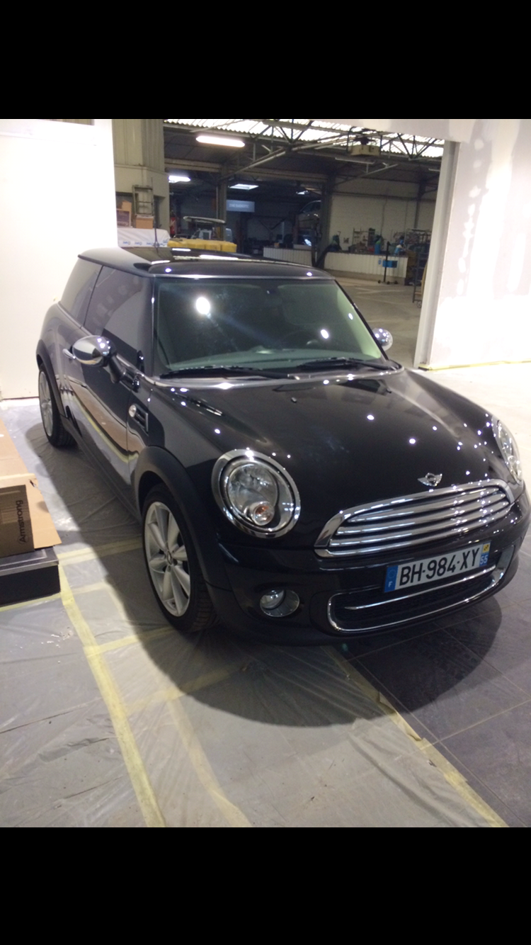 Mini Mini Cooper Pack Chili 112ch, 2011, Diesel - Mini-citadine Paris (75)