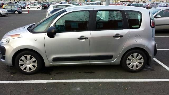Citroën  C3 Picasso  1.6 HDI 90, 2009, Diesel