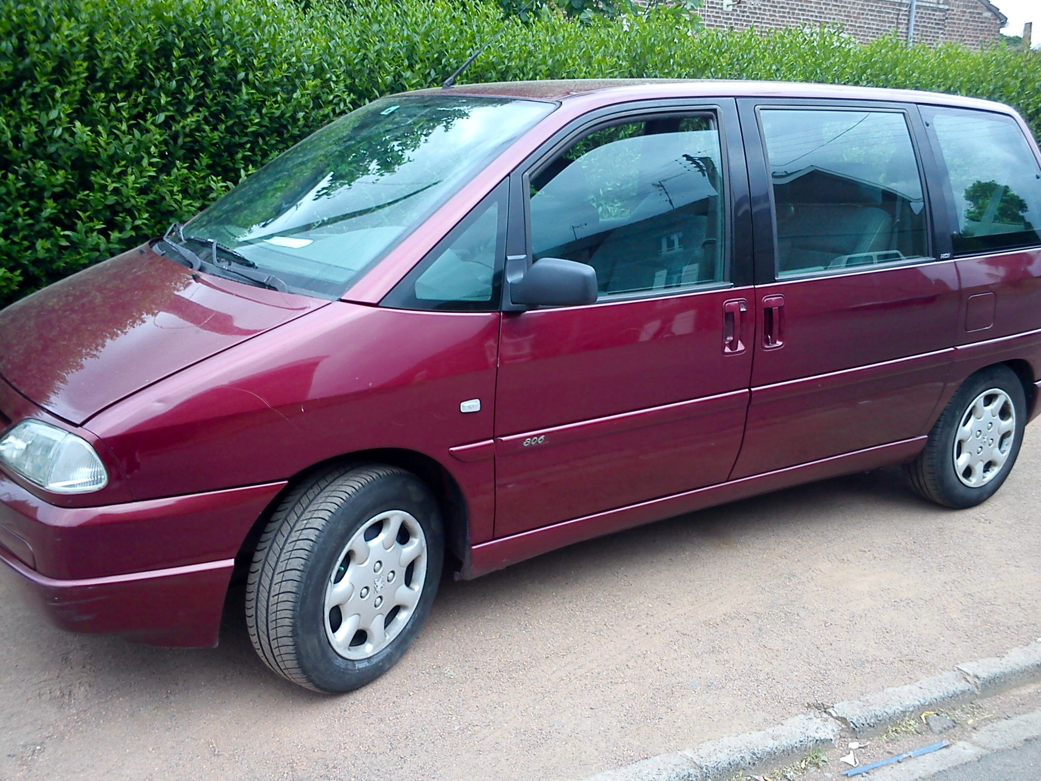 Peugeot 806 hdi 7 places portes coulissantes, 1999, Diesel, 7 places