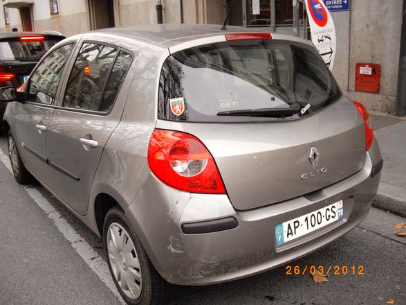 location renault clio 2008 lyon croix rousse. Black Bedroom Furniture Sets. Home Design Ideas