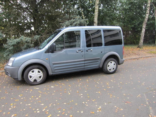 FORD TOURNEO CONNECT 220C LX TdCI 90, 2004, Diesel