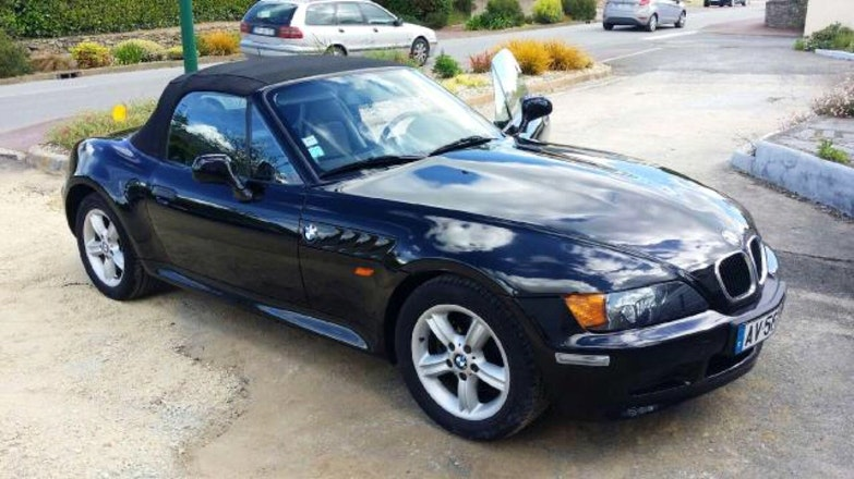 location bmw z3 cabriolet 2002 vannes gare de vannes. Black Bedroom Furniture Sets. Home Design Ideas