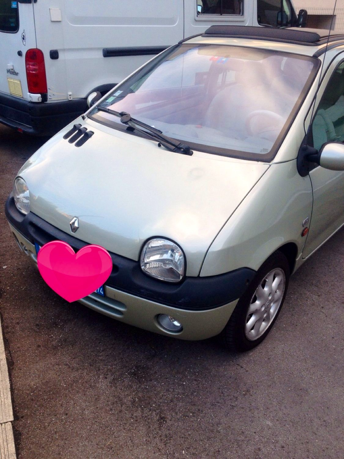 Renault Twingo Initiale 1.2 16v, 2001, Essence