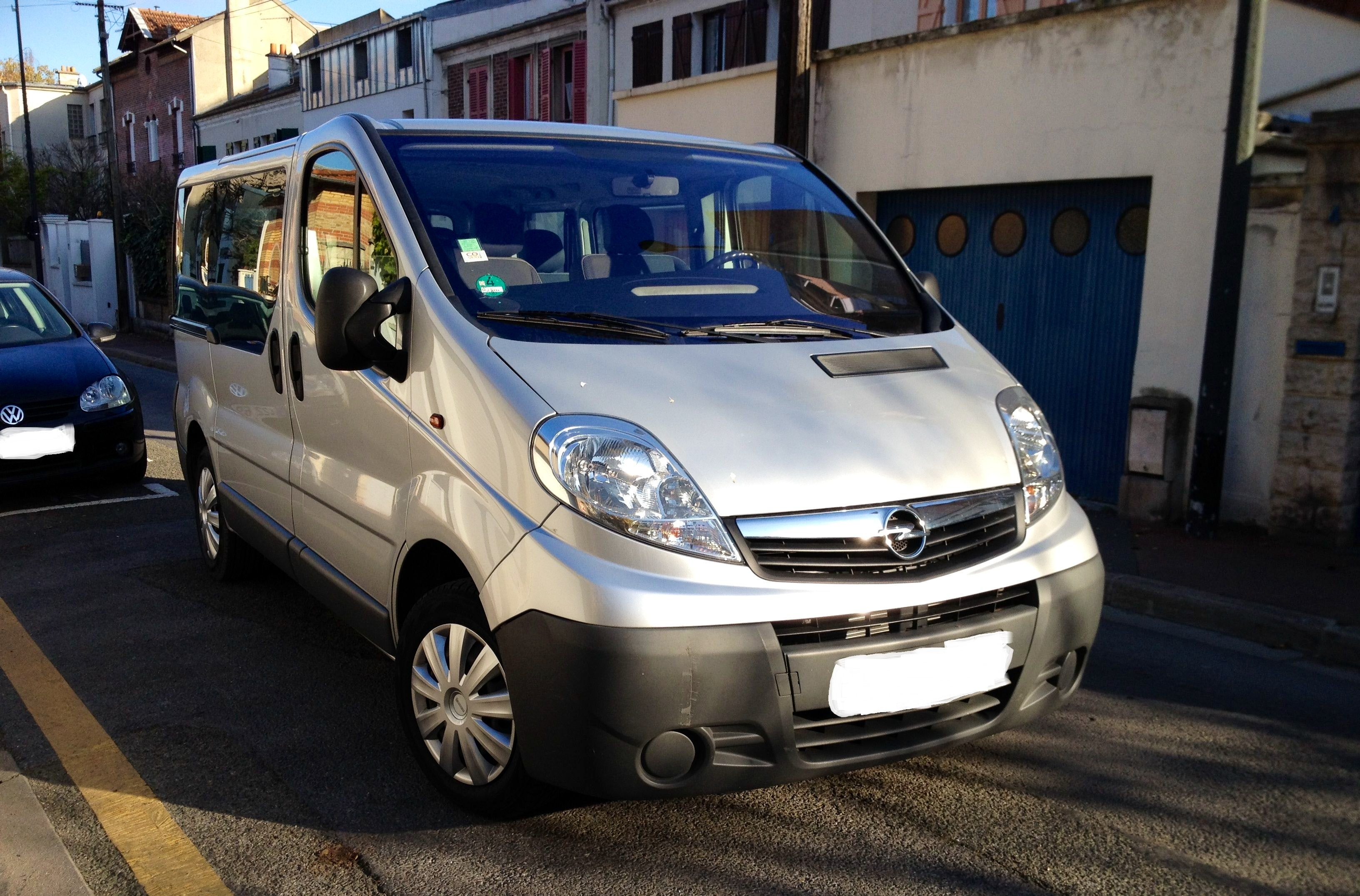 Opel Vivaro 9 places, 2009, Diesel, 9 places et plus