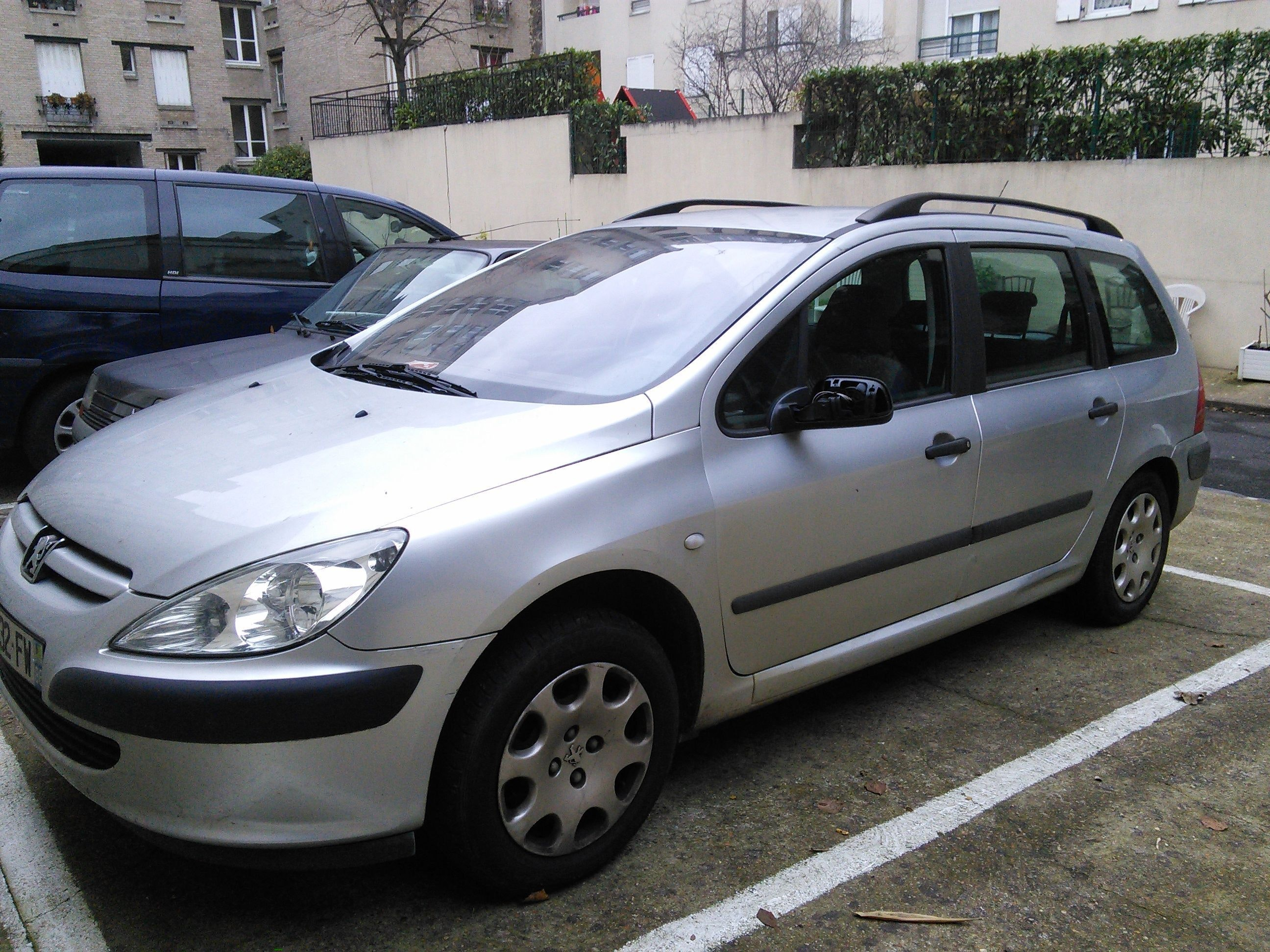 Peugeot 307 break, 2002, Diesel