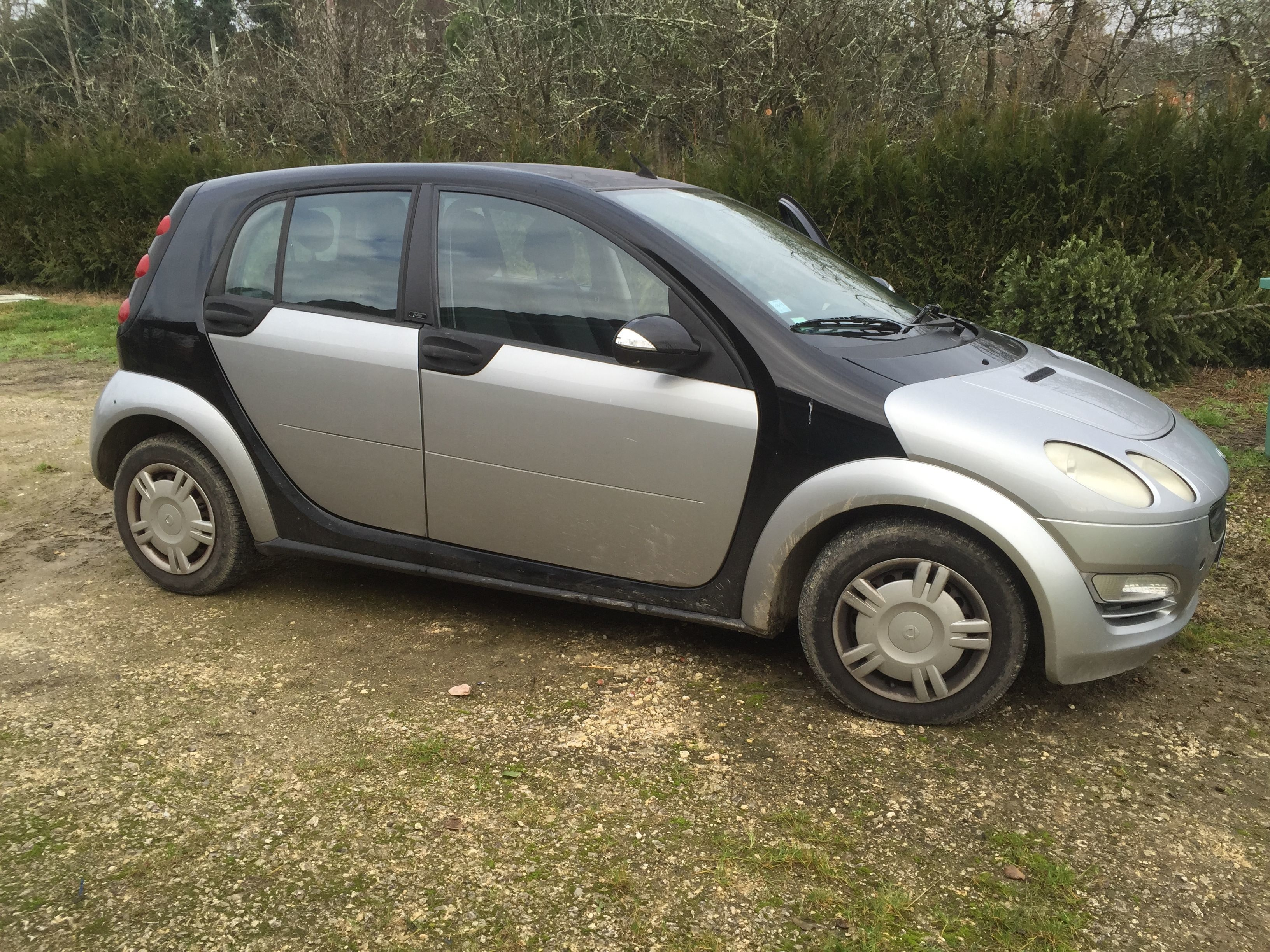 Smart forfour Pulse 1.3, 2005