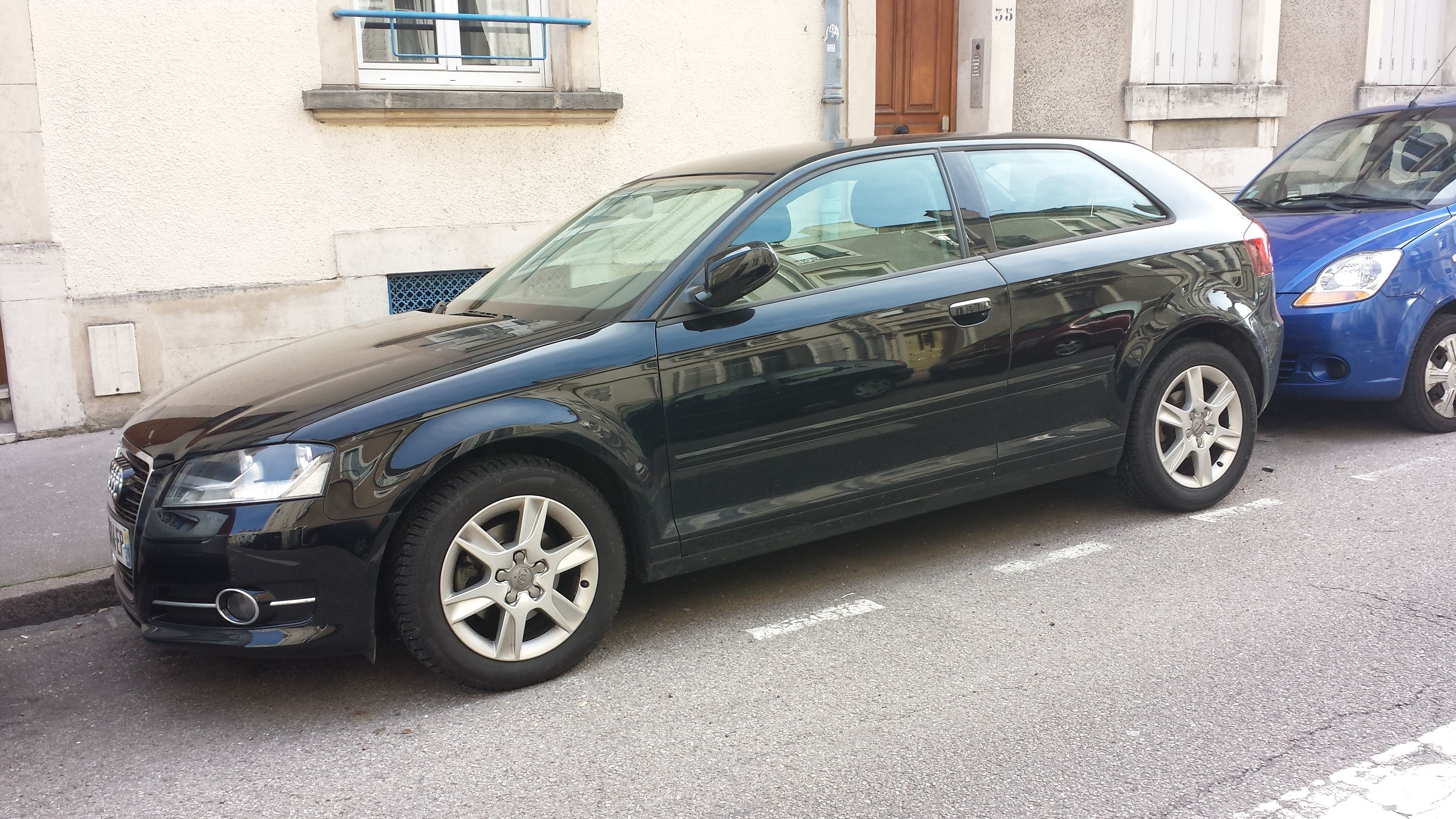 AUDI A3 Advanced Edition 1.6 TDI , 2010, Diesel
