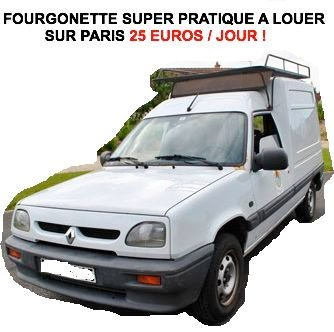 renault express fourgonnette utilitaire camionnette type Kangoo, 1992, Essence