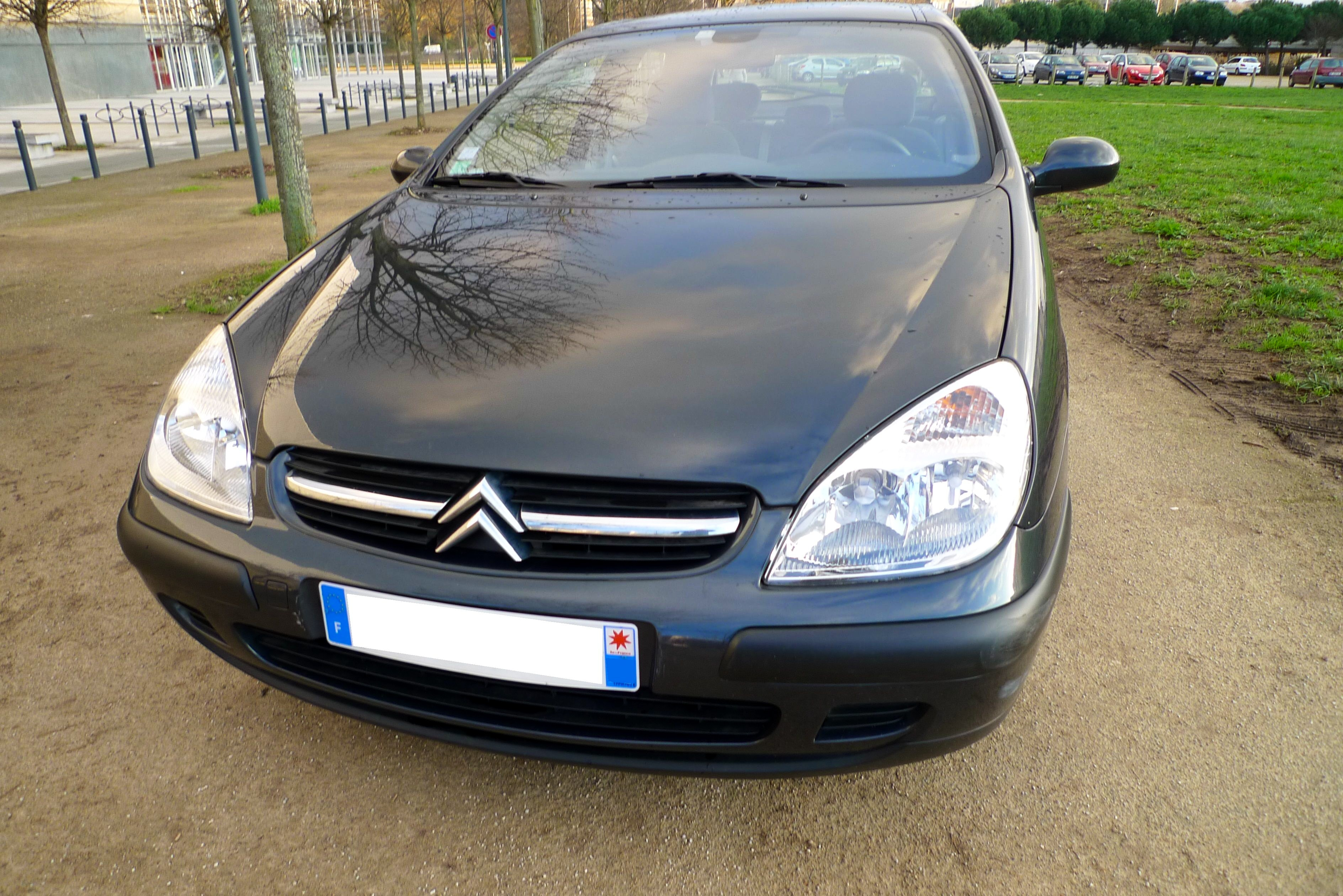 CITROEN C5 HDI 110cv Pack, 2003, Diesel - Berline Angers (49)