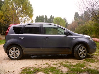 location nissan note 2009 diesel beaucaire chemin de la station. Black Bedroom Furniture Sets. Home Design Ideas