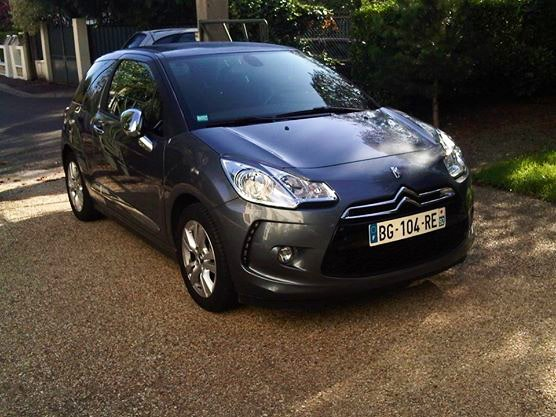 CITROEN  DS3, 2011, Essence